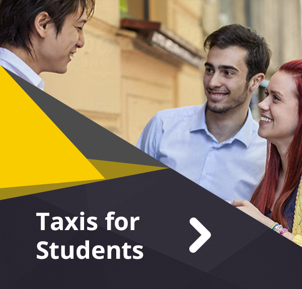 Private Hire Taxis for Students